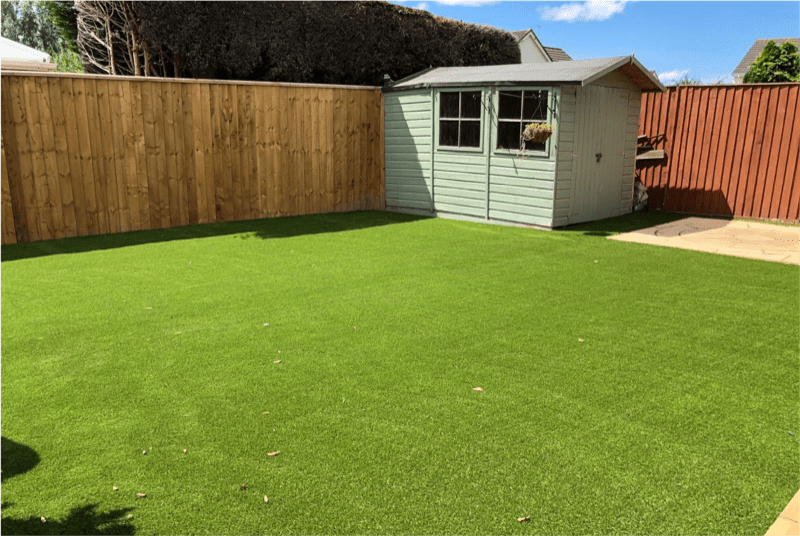 Artificial Grass For New Homes