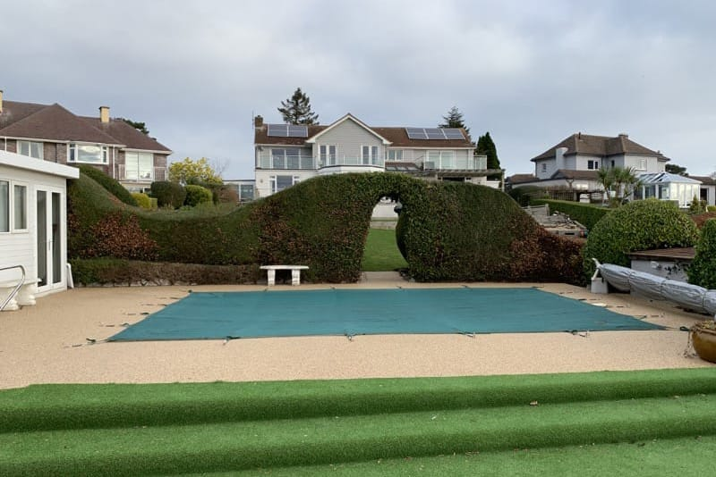 Resin Pool Surrounds