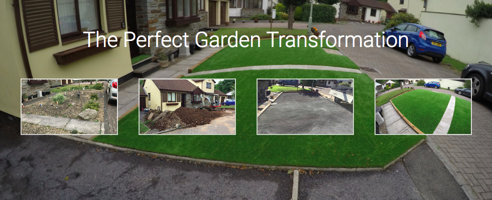 The perfect garden transformation
