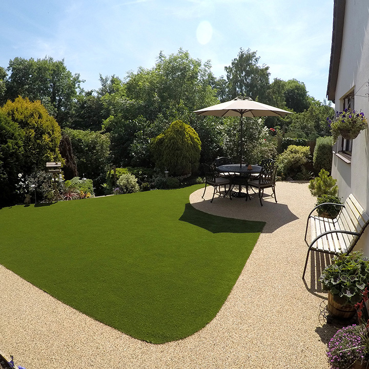 Landscaping in Exeter