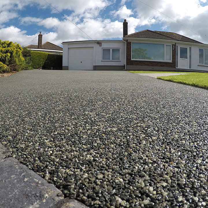 Resin Bound Patios in Teignmouth