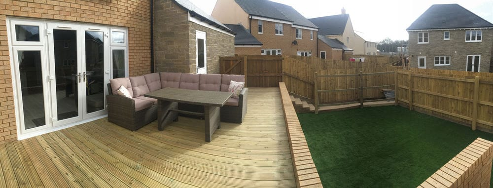 Timber Decking Design & Installation