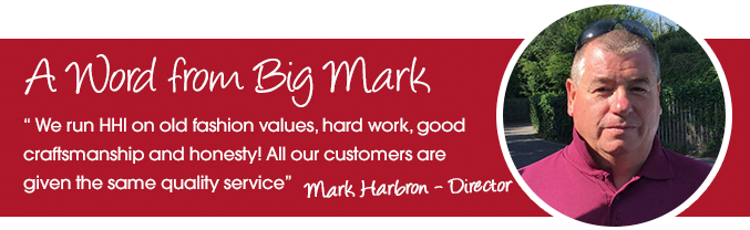 A word from Big Mark